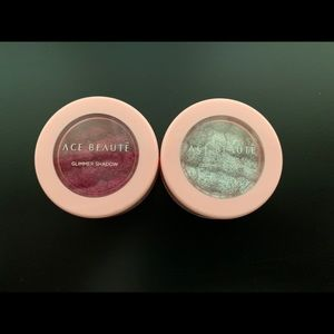 ACE BEAUTÉ Glimmer Shadow Duo